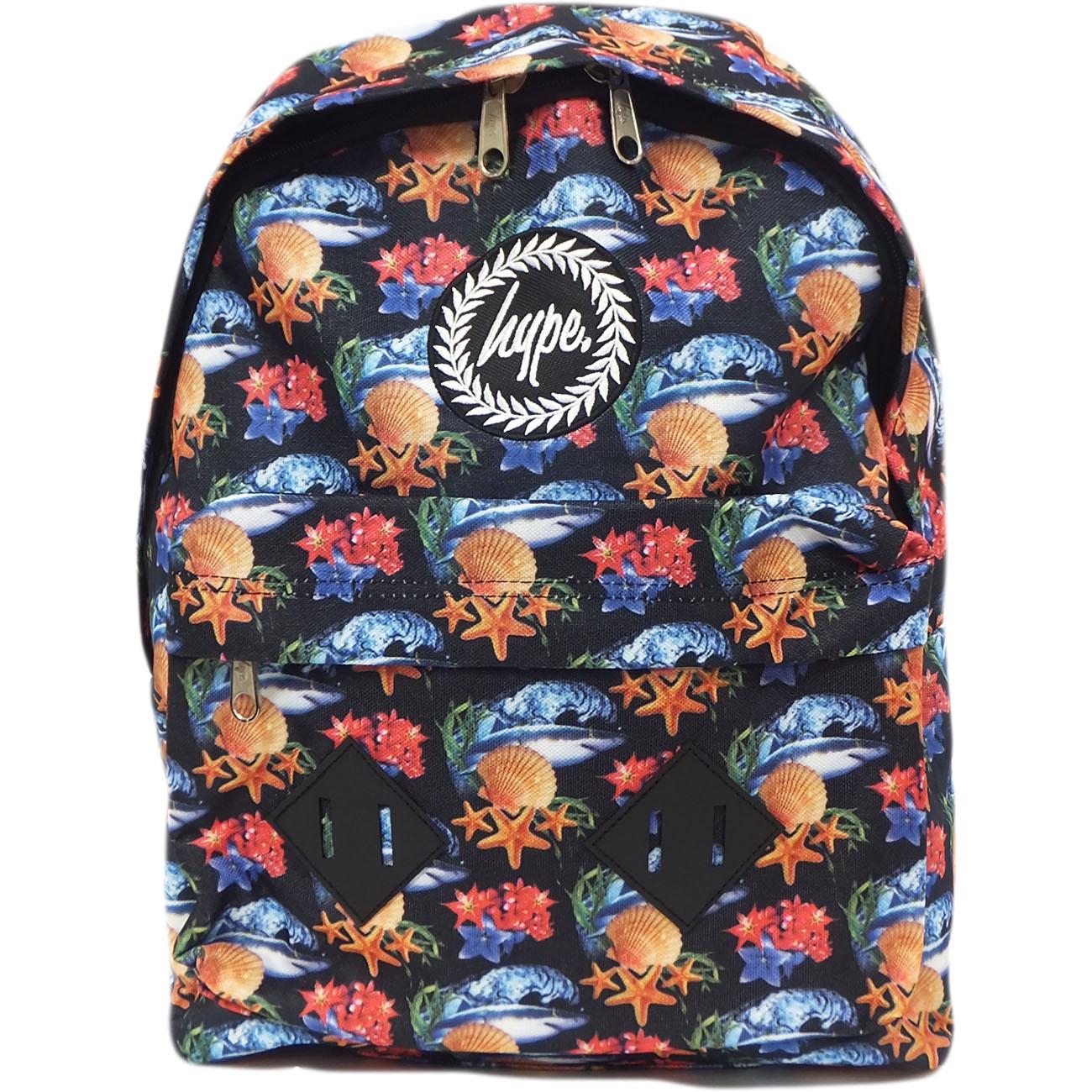 Hype Backpack Bag 'Shells'