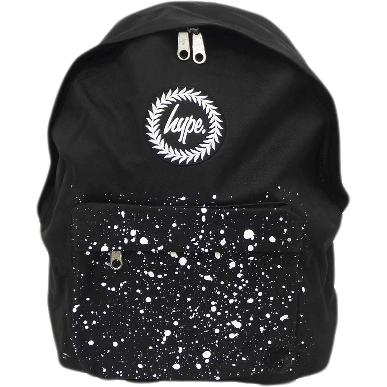 Sentinel Just Hype Backpack Bag - Paint Splash Design 756d8d1267909