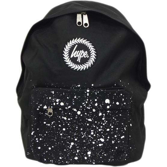 Just Hype Backpack Bag - Paint Splash Design Thumbnail 7