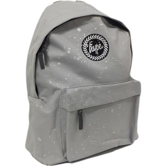 Just Hype Backpack Bag - Paint Splash Design Thumbnail 2