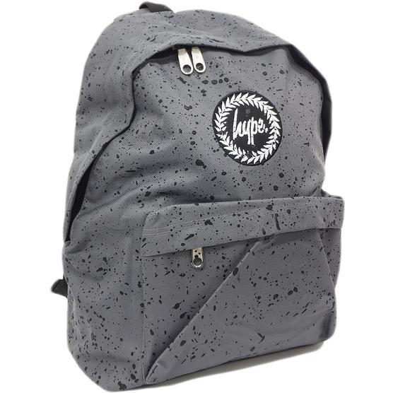 Just Hype Backpack Bag - Paint Splash Design Thumbnail 3