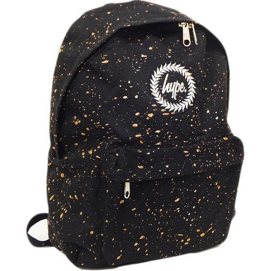 Just Hype Backpack Bag - Paint Splash Design Thumbnail 5