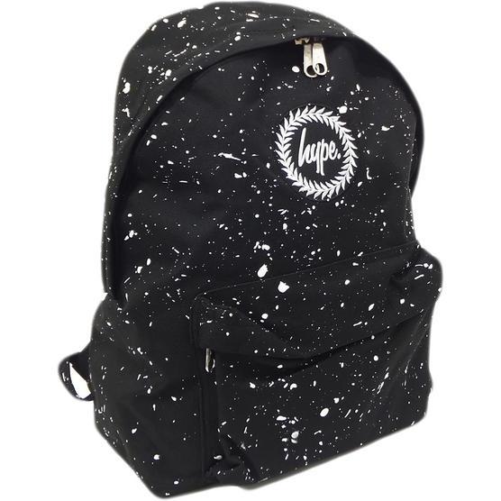 Just Hype Backpack Bag - Paint Splash Design Thumbnail 6