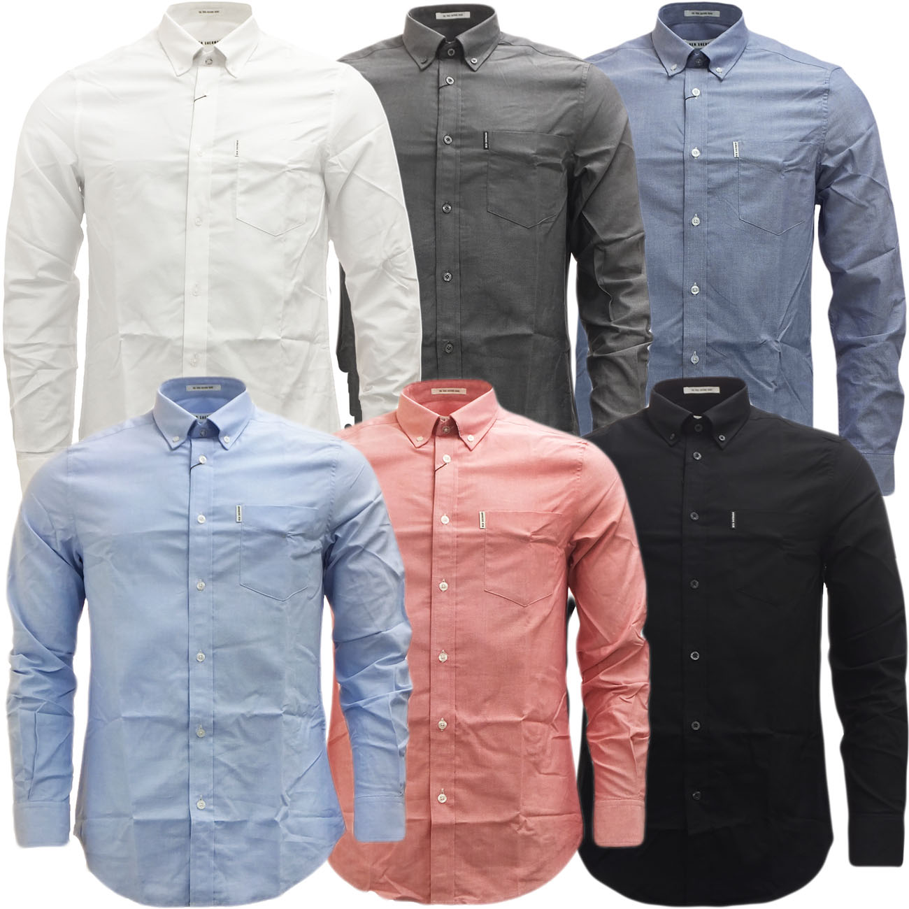 b200d55177 Sentinel ben sherman shirt
