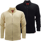 D555 Cable Stitch Knitted Jumper - Winter Knitwear