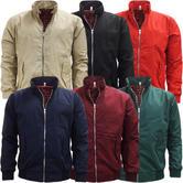 Plain Harrington Jacket