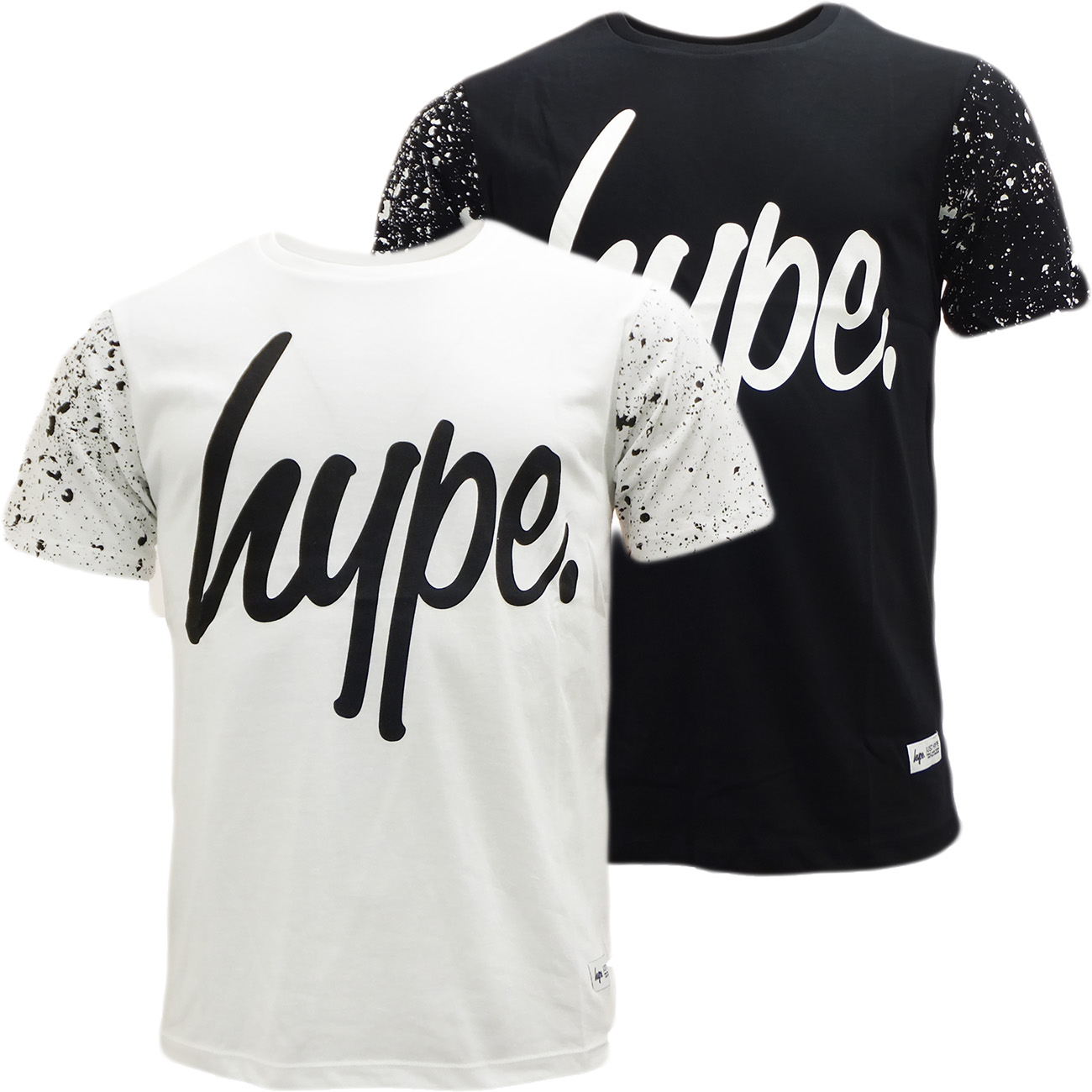 4ace8996 Sentinel Just Hype T Shirt - Sleeve Panel