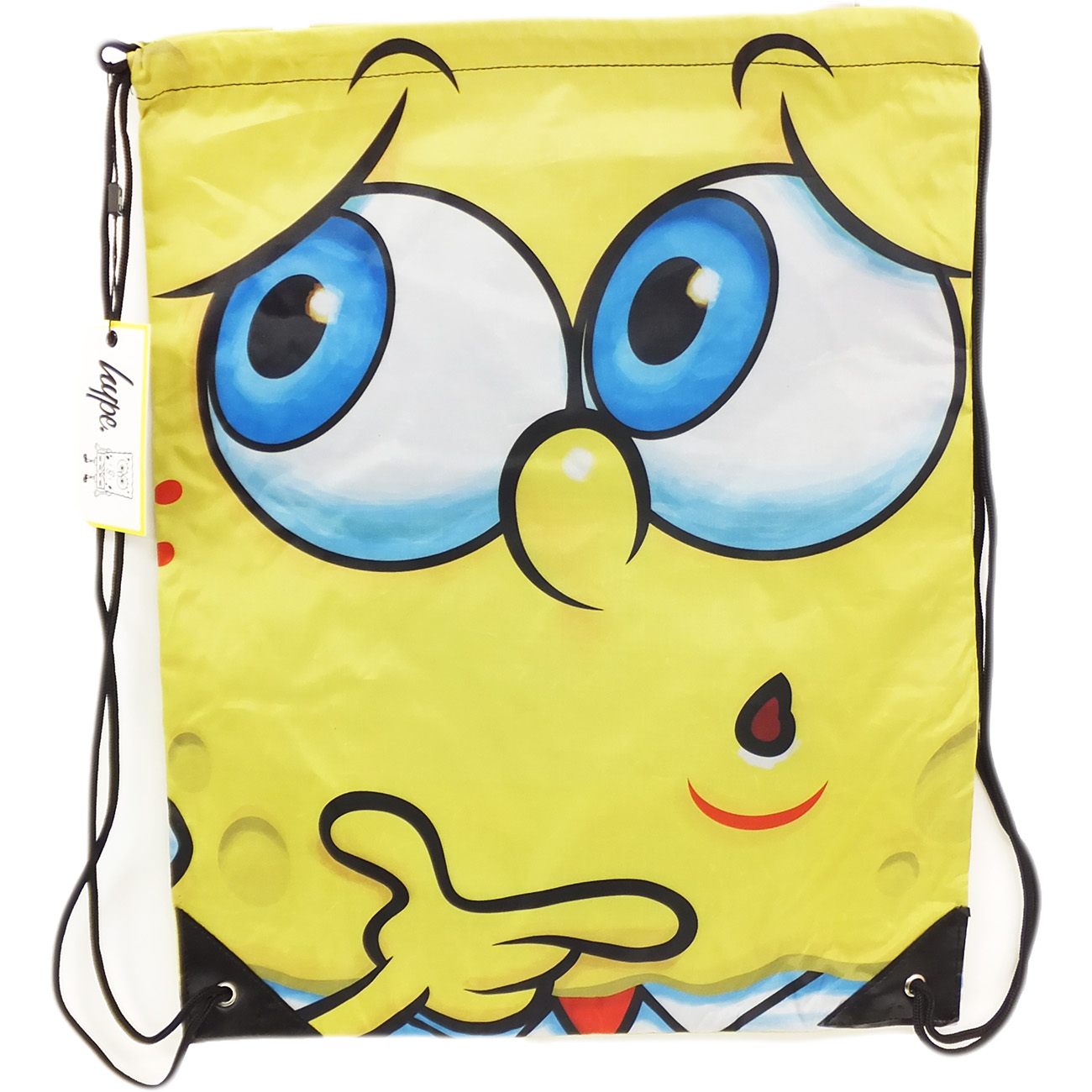 Hype Drawstring Bags - Spongebob Collection