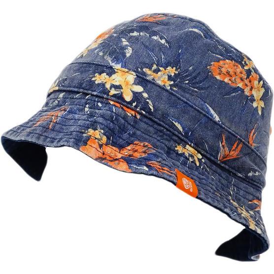 Animal Reversible Bucket Hat - Floral Fisher Cap Thumbnail 2
