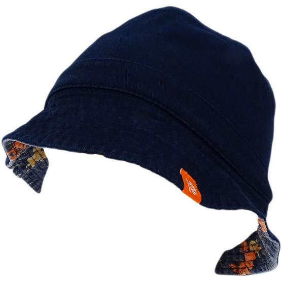 Animal Reversible Bucket Hat - Floral Fisher Cap Thumbnail 3