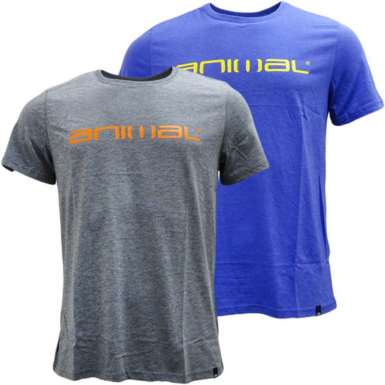 Mens Animal T Shirt - Mid Fit Thumbnail 1