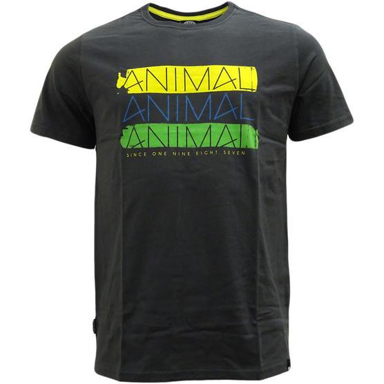 Animal T Shirt - Short Sleeve Custom Fit T-Shirts by Animal Thumbnail 2