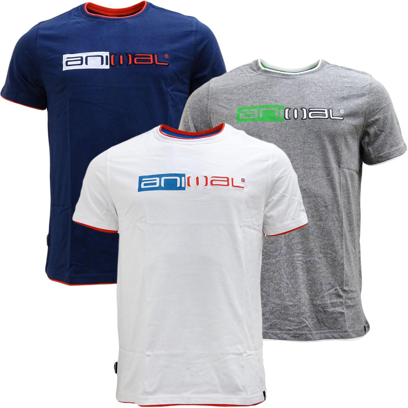 Mens Animal T Shirt - Regular Fit