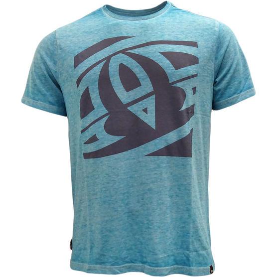 Mens Animal T Shirt Fadded Dye Effect- Regular Fit Thumbnail 2