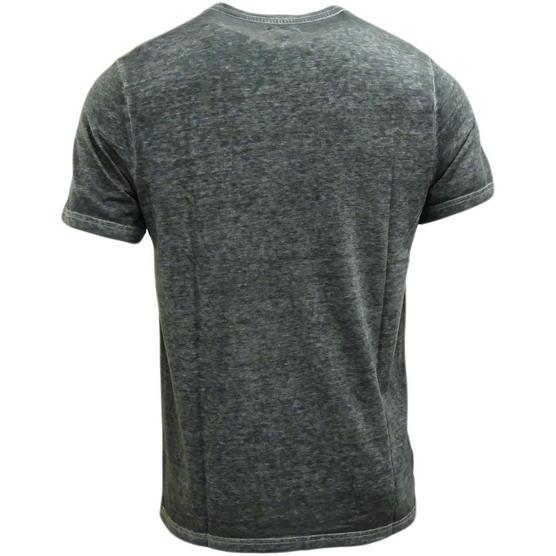 Mens Animal T Shirt Fadded Dye Effect- Regular Fit Thumbnail 5