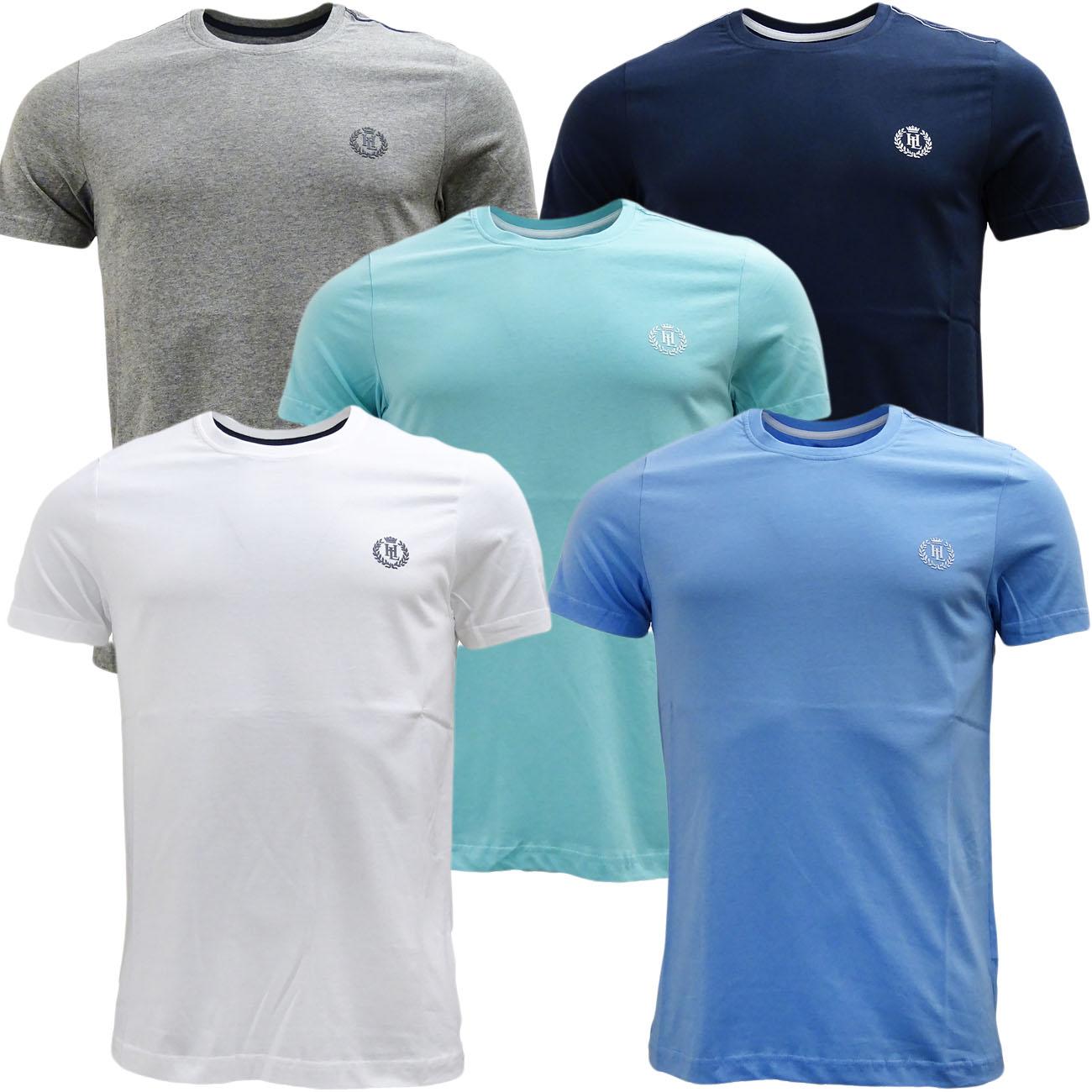 Henri Lloyd Plain T Shirt 'Radar'