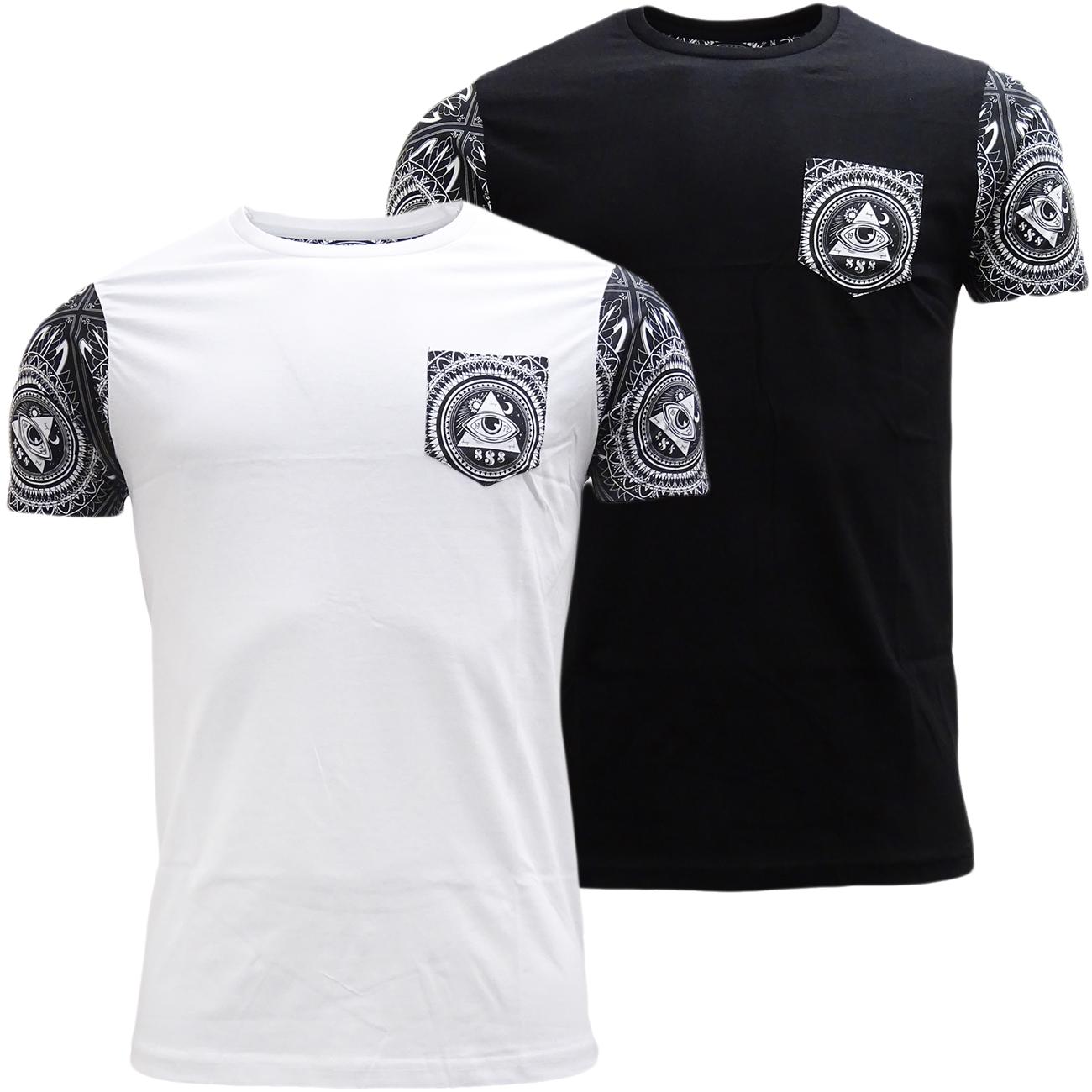 Brave Soul Short Sleeve T-Shirt 'Limonov'