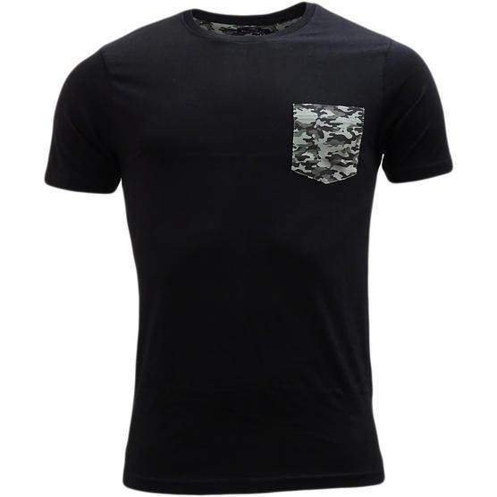Brave Soul Short Sleeve T-Shirt 'Limonov' Thumbnail 7