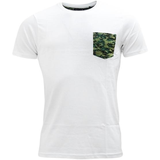 Brave Soul Short Sleeve T-Shirt 'Limonov' Thumbnail 8
