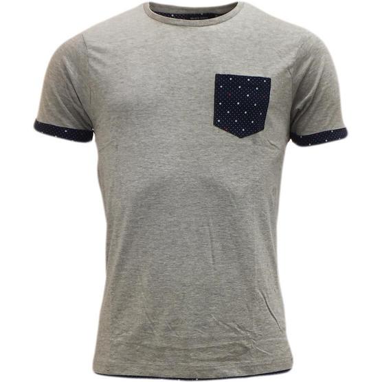 Brave Soul Short Sleeve T-Shirt 'Limonov' Thumbnail 6
