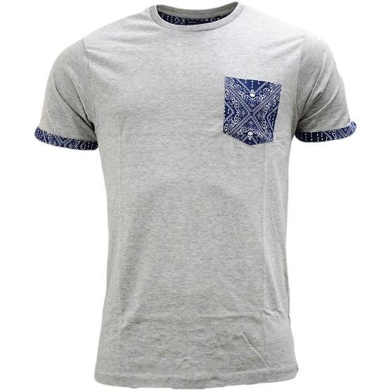 Brave Soul Short Sleeve T-Shirt 'Limonov' Thumbnail 4