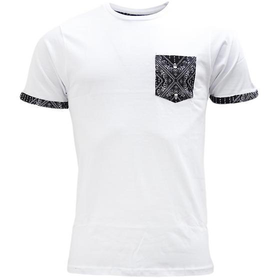 Brave Soul Short Sleeve T-Shirt 'Limonov' Thumbnail 5
