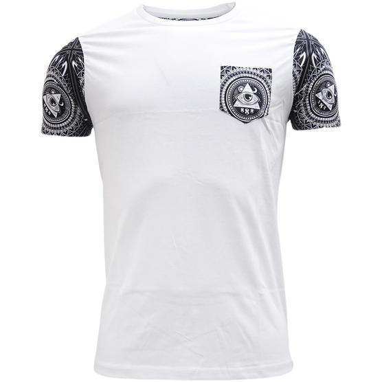 Brave Soul Short Sleeve T-Shirt 'Limonov' Thumbnail 2