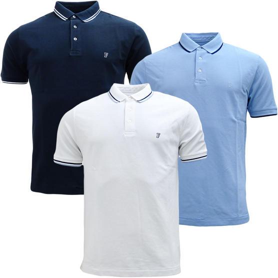 Fcuk Polo Shirt Thumbnail 1