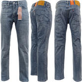 Levi Strauss 514 Jean - Straight Leg Denim Pant 'Sun Valley'