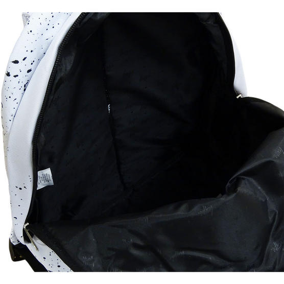 Hype Backpack Bag 'Splatter' White with Black Thumbnail 3