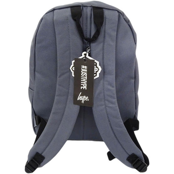 Hype Backpack Plain Charcoal Bag Thumbnail 3