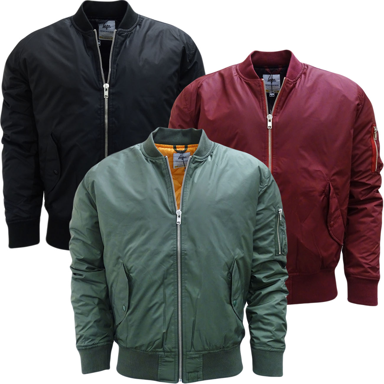 Hype MA1 Bomber Jacket | Daily Deals