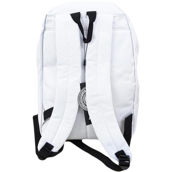 Hype Backpack Plain White Bag Thumbnail 2