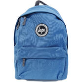 Hype Backpack Plain Airforce Blue Bag