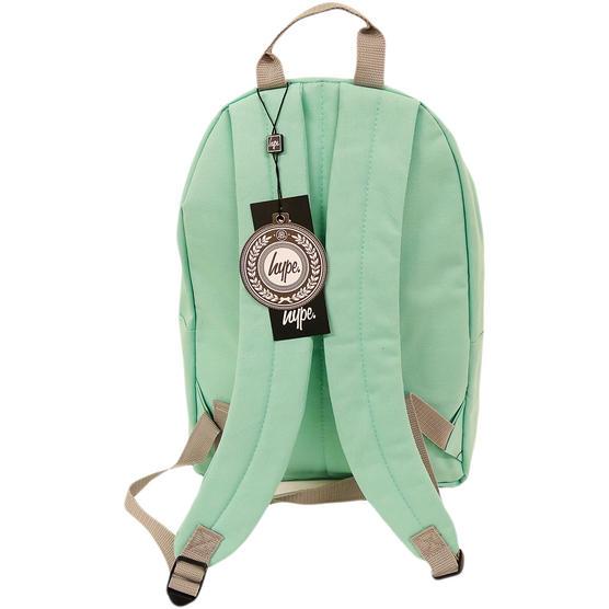 Hype Backpack Plain Mint Bag Thumbnail 2