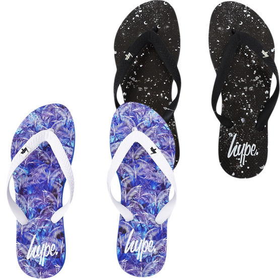 Hype Flip Flops Footwear Thumbnail 1