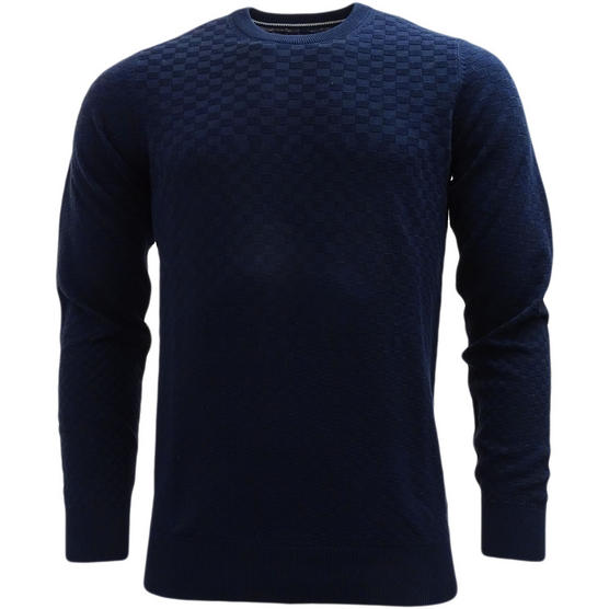 Mens Jumpers Ben Sherman Knitwear Jumper Lightweight Knitted Top Thumbnail 2