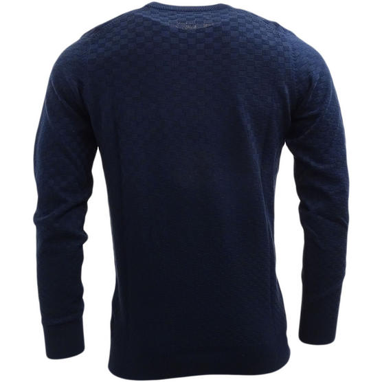 Mens Jumpers Ben Sherman Knitwear Jumper Lightweight Knitted Top Thumbnail 3