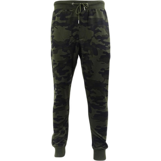 Mens Joggers Brave Soul Lightweight Camouflage Jogger Thumbnail 4