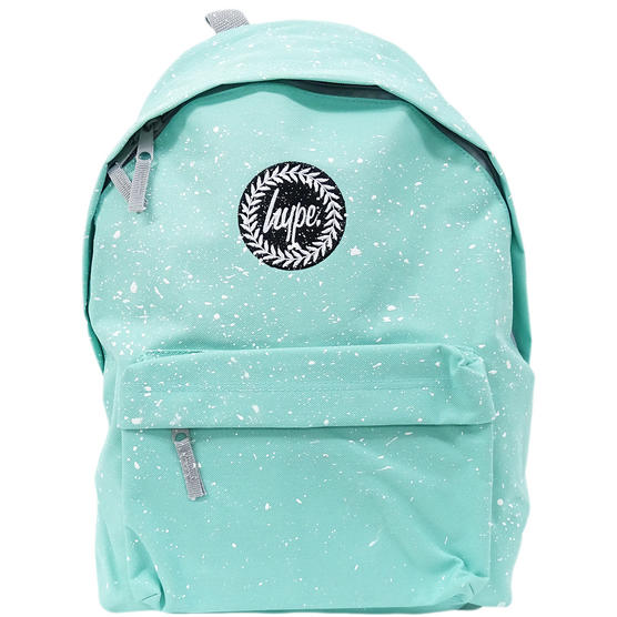 Hype Backpack Speckled Mint with White Thumbnail 1