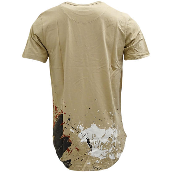 Criminal Damage Paint Splash Graffiti T Shirt - Décor Thumbnail 4