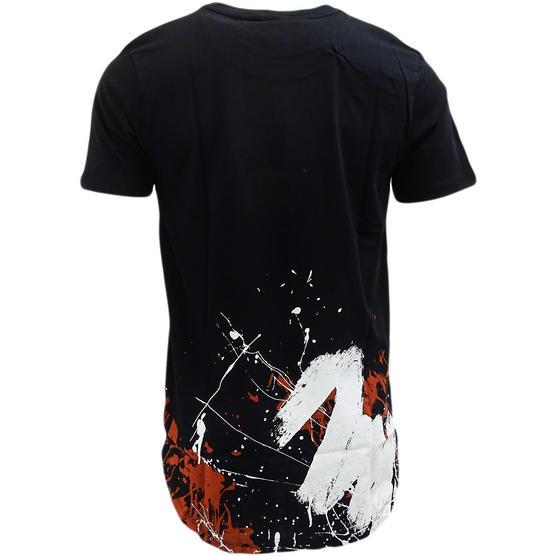 Criminal Damage Paint Splash Graffiti T Shirt - Décor Thumbnail 7