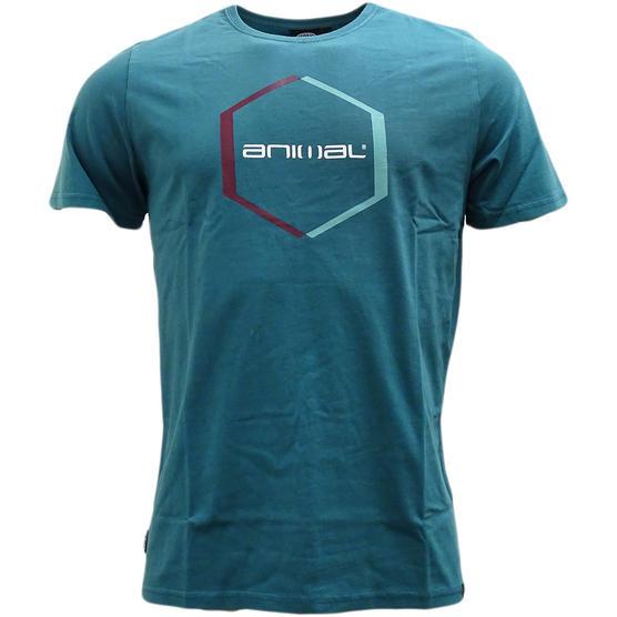 Animal T Shirt - Short Sleeve Standard Fit T-Shirts by Animal Thumbnail 2