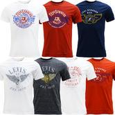 Levi T Shirts - Mens Original Levi Strauss Short Sleeve T-Shirts S M L XL XXL