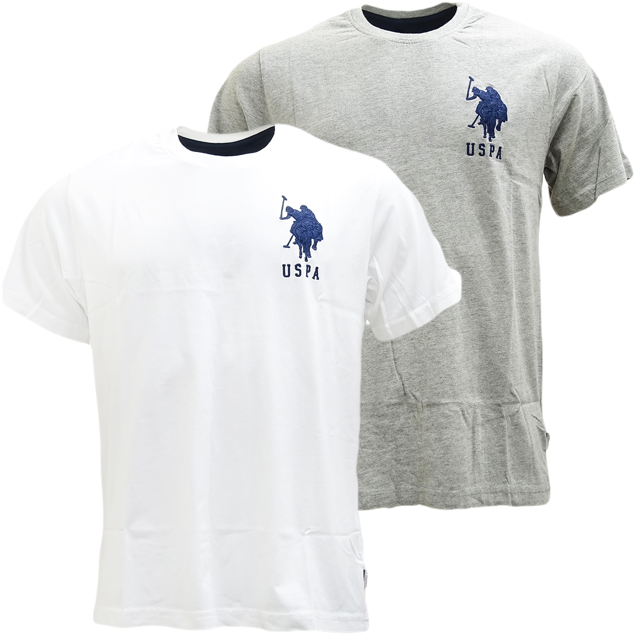 Which clothes company has a horse logo?