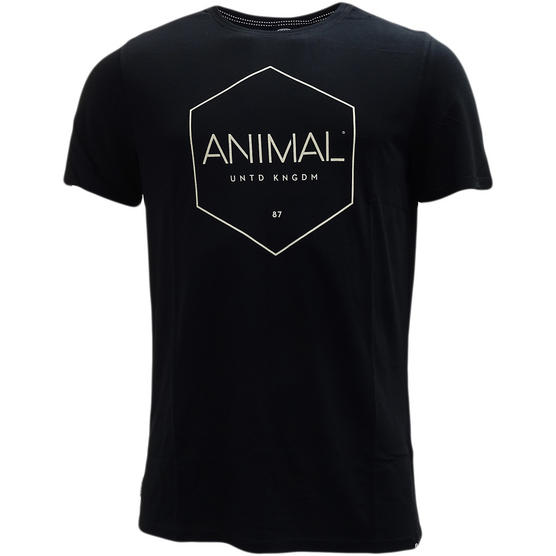 Animal T Shirt - Short Sleeve Custom Fit T-Shirts by Animal Thumbnail 3