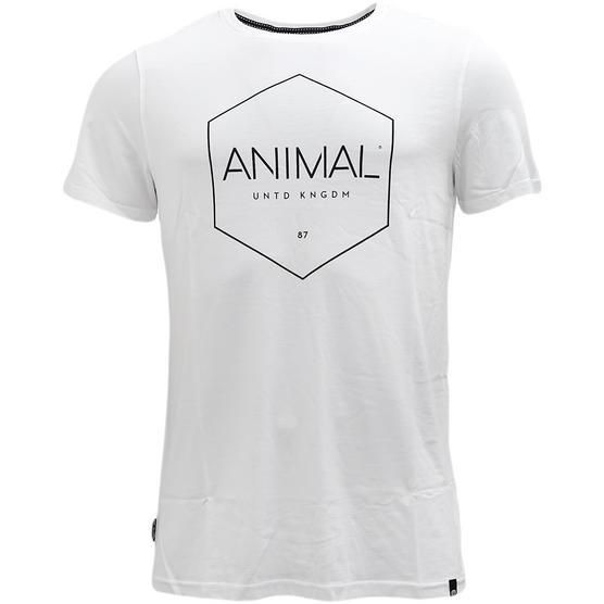 Animal T Shirt - Short Sleeve Custom Fit T-Shirts by Animal Thumbnail 4