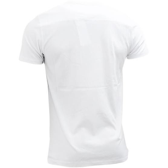 FCUK White Slim Fit T Shirt - 56GBA Thumbnail 2