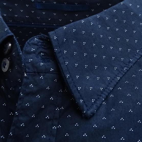 FCUK Long Sleeve Polka Dot Shirt - 52GCI Thumbnail 6