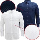 FCUK Long Sleeve Polka Dot Shirt - 52GCI